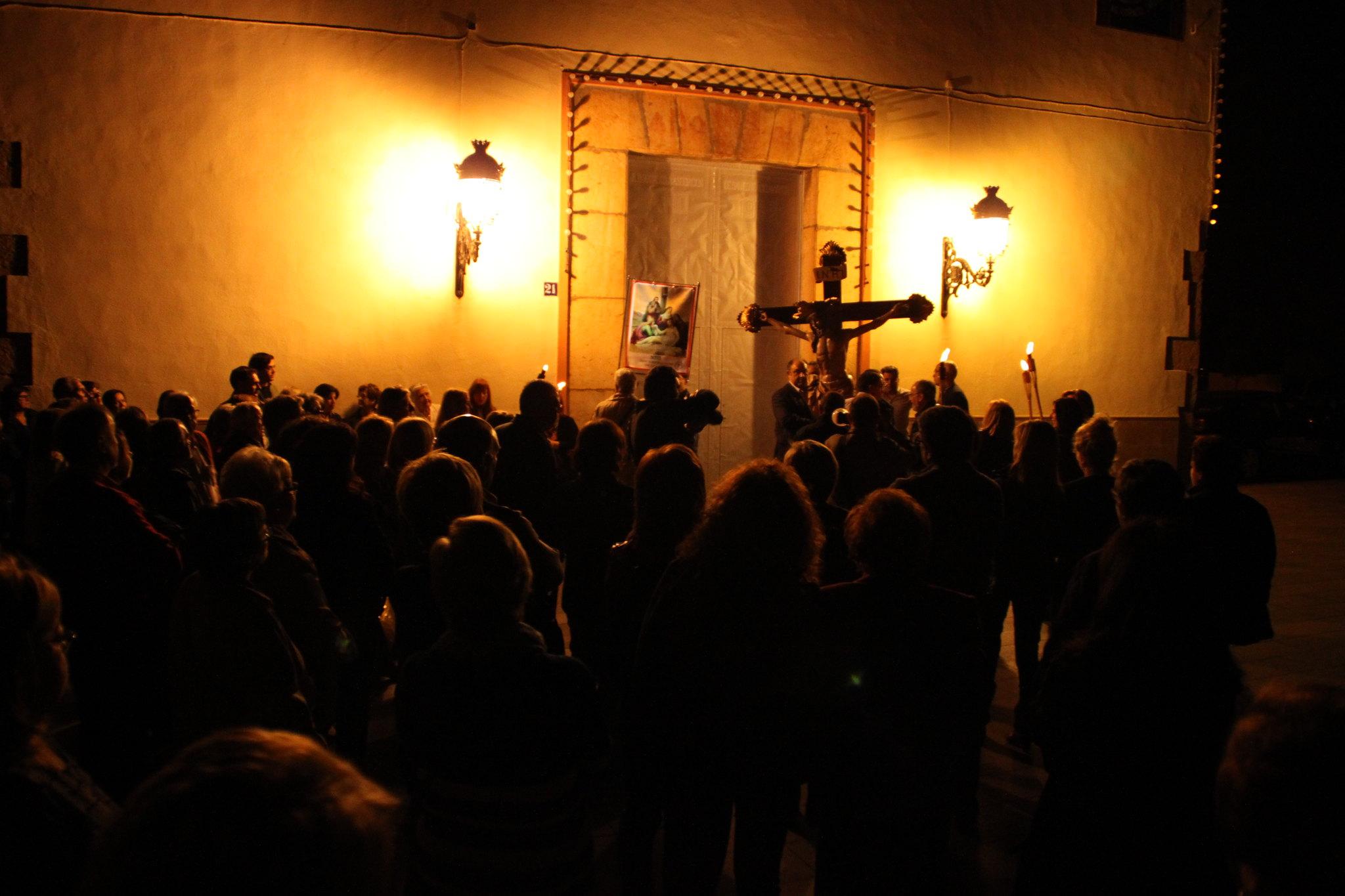 (2014-04-01) -  V Vía Crucis nocturno - Javier Romero Ripoll (151)