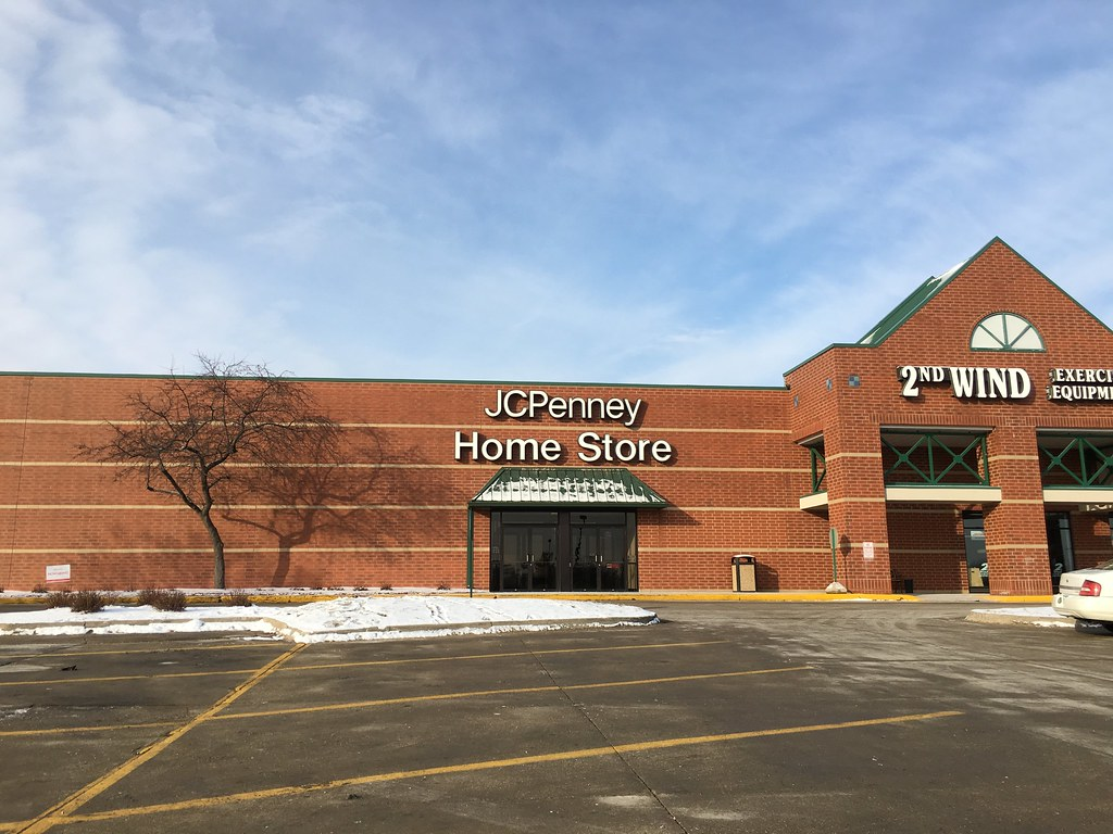 Jcpenney Home Store Westridge Shopping Center Clive W