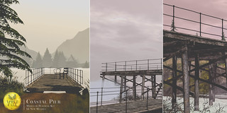 Apple Fall Coastal Pier Kit | by Apple Fall