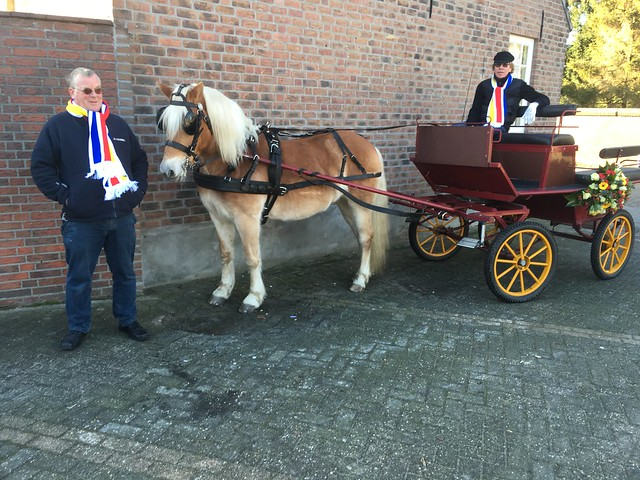 Receptie Prins Erik en Jeugdprinses Iza 2016