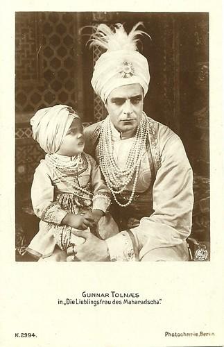 Gunnar Tolnaes in Die Lieblingsfrau des Maharadscha
