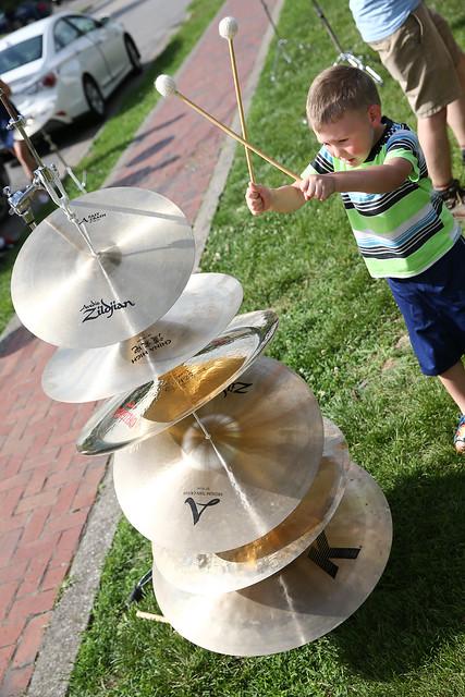 Cymbal Jungle