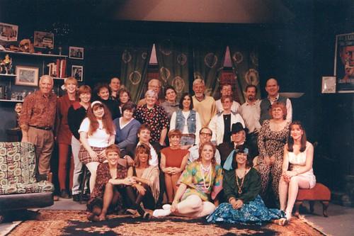 Cast - Play It Again Sam | Barn Theatre (Montville, NJ ...
