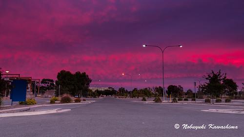 sunrise australia southaustralia unisa mawsonlakes