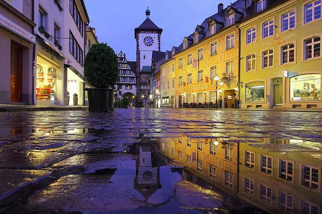 Stadtspiegelungen
