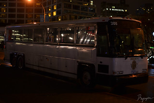 Vancouver Trolley Company MCI 102-D3 #203-1 | by Dannny29