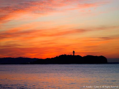 japan 日本 enoshima kanagawa 神奈川 江の島