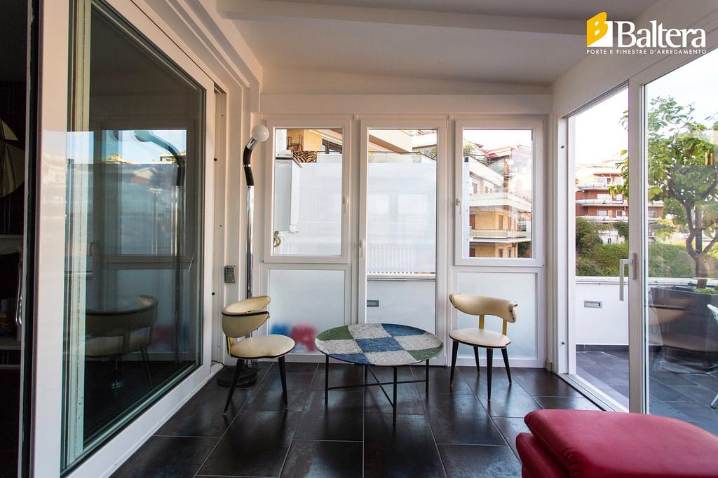 Serre e verande doppia anta baltera porte e finestre flickr - Baltera srl unipersonale porte e finestre ...