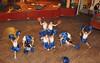 Zum Beginn Tanzvorführungen der Erdbeergruppe