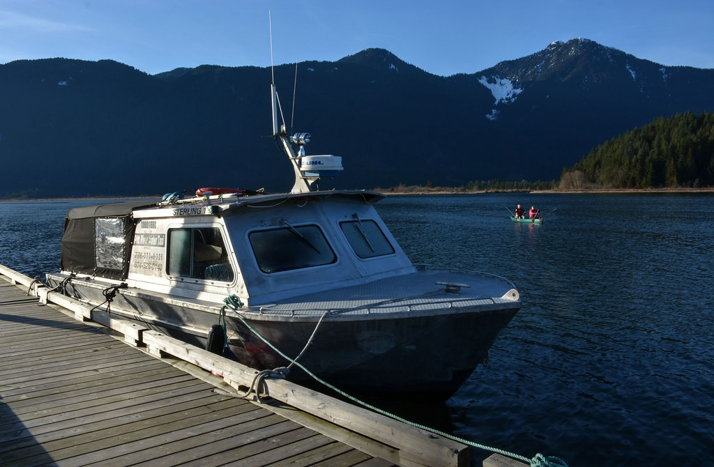 Taxi Maple Ridge >> Pitt River Water Taxi Pitt Lake Maple Ridge Bc Canada