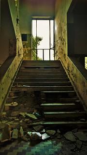 Stairs | by Barbara Bonanno BNNRRB