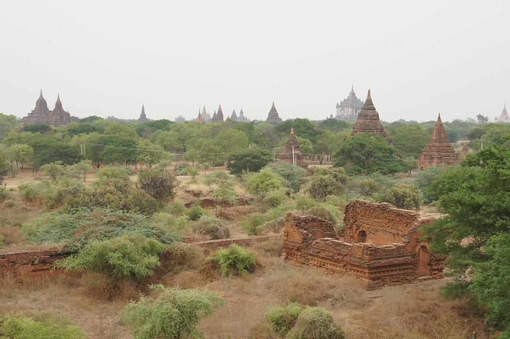 Bagan, Myanmar, March 2016