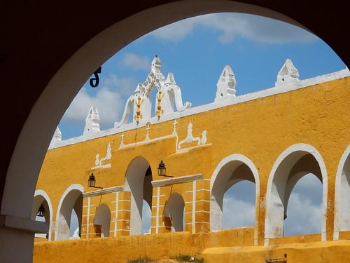 Izamal - Convento San Antonio de Padua - 1