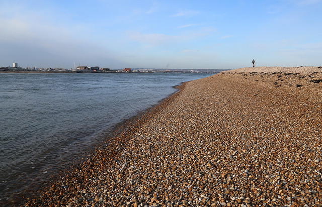 Langstone Harbour from Hayling Island