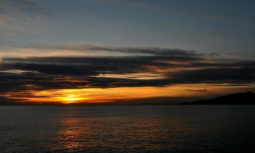 sunset sea colors nikon tramonto mare colori portofino