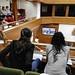 05/02/2016 - Estudiantes de la Universidad de Deusto visitan el Parlamento Vasco y asisten al Pleno en directo