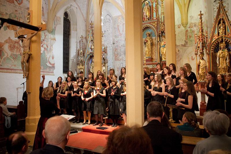 2010 Otvoritev festivala Škofijska klasična gimnazija - foto Uroš Zagožen
