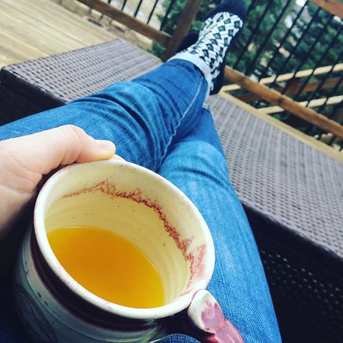 Turmeric Potion & Feet Up & The Patio // 🆗 | by The Abundant Kitchen