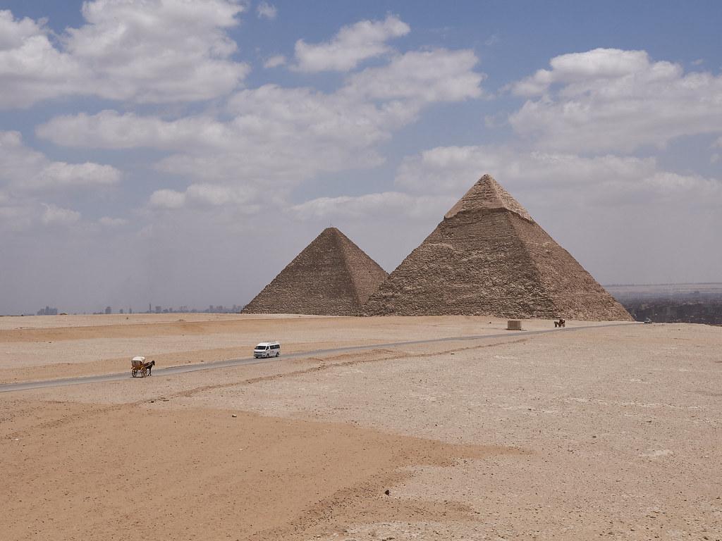Resultado de imagen de piramides de keops