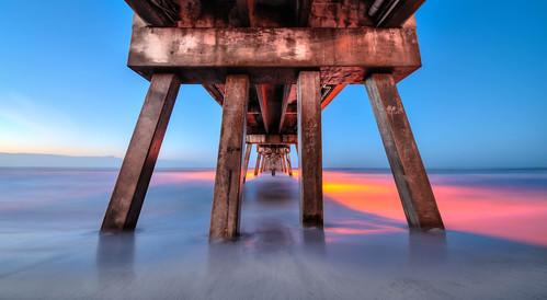 morning blue usa us twilight nikon long exposure florida states d800 1424