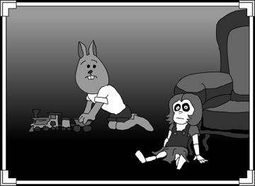 Suspicious Dolls