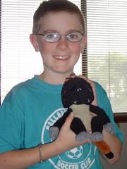 Happy Geek Child
