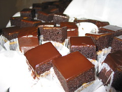 chocolate decadence squares | by southeast star