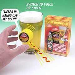 antirrobo cerveza