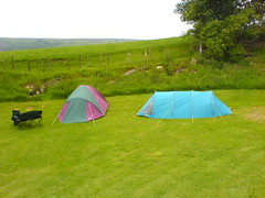 Camping in Glaisdale