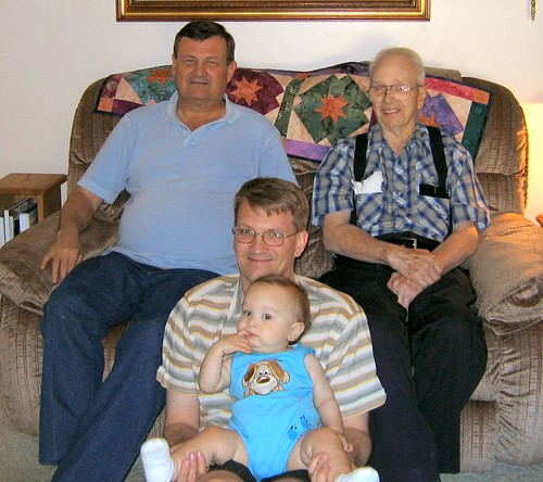 Three Generations of Fathers