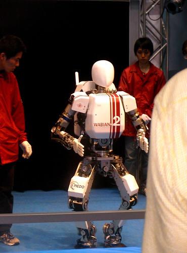 Funkiest Damn Robot, Ever
