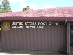 No, seriously, the town's called Volcano.