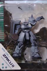 指揮官用ザクII 寒冷地仕様(MS-06J ZAKU II[COLD DISTRICT])