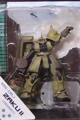 指揮官用ザクII 砂漠戦仕様(MS-06J ZAKU II[DESERT])