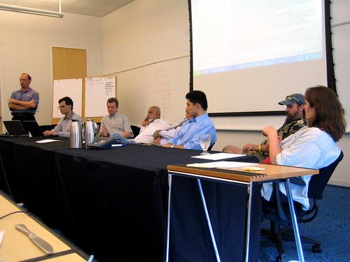 XML Schema WG Panel | by psd
