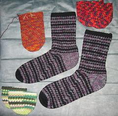 Socks & Toe Socks