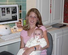 Mommy loves Holden