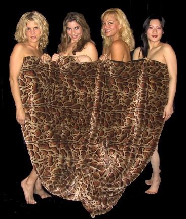 Anti-furs girls