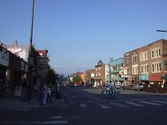 Nashville down town