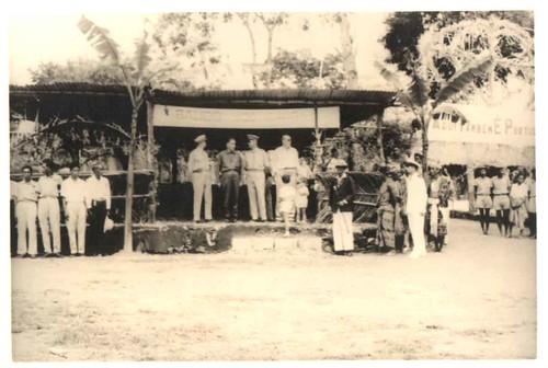 Balibó - 1/12/1964 Visita do sub-secretário
