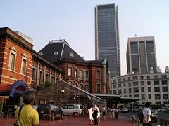 Tokyo Station Marunouchi Entrance 02 | by nozawana