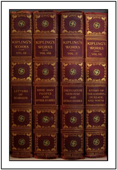 Sahib Edition; Kipling's Works