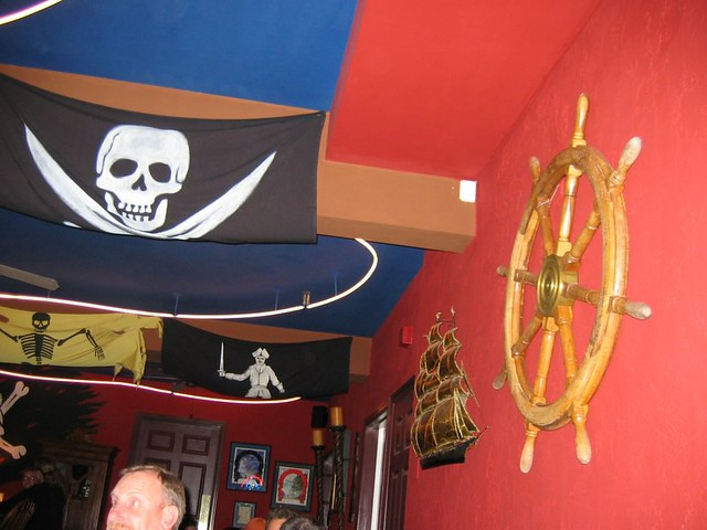 Wall, Jolly Roger Taproom - Seattle, WA