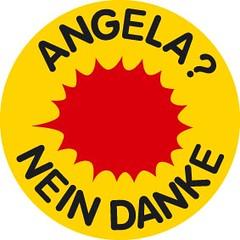 Angela? Nein danke