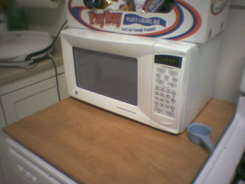 Microwave oven   by lordsutch