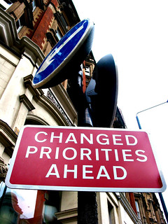 Change Priorities | by Christine ™