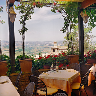 Lunch in Todi - Umbria | by dalem