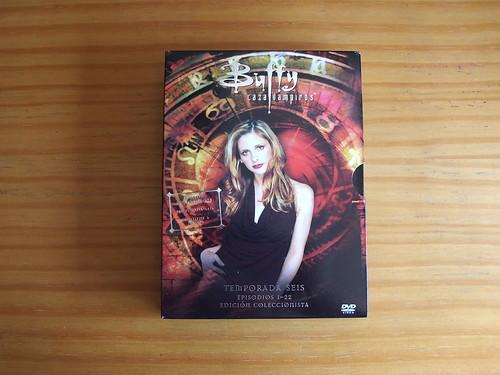 Sexta temporada de Buffy