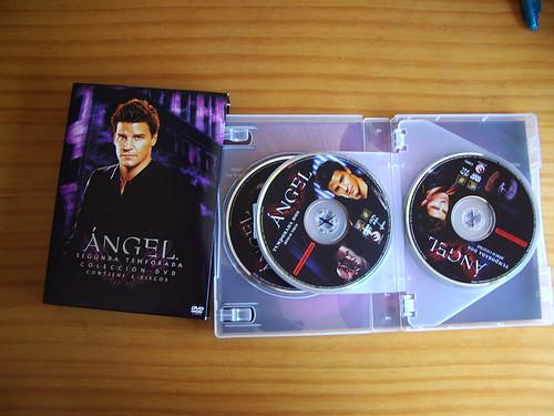 Segunda temporada de Angel