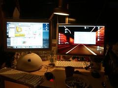 Hiroko's iMac